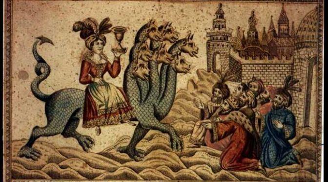 Блудница Вавилон